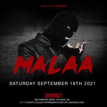 Malaa at District Atlanta: