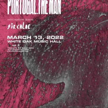 alt-J and Portugal. The Man with Special Guest Sir Chloe-img