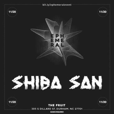 Shiba San - DURHAM: