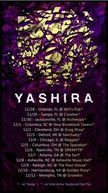 Yashira w/ Ritual Fog & Korroded: