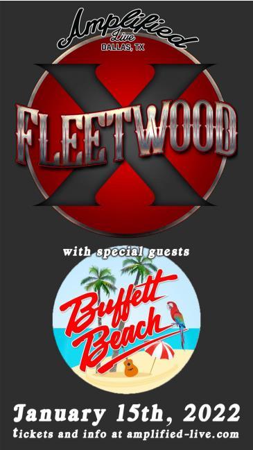 Fleetwood X with Buffet Beach:
