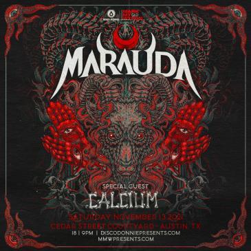 MARAUDA - AUSTIN: