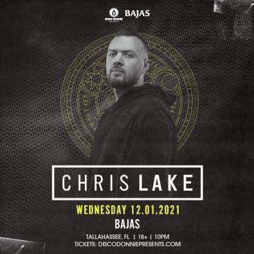 Chris Lake - TALLAHASSEE: