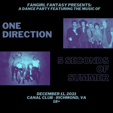 Fangirl Fantasy: 5SOS vs One Direction Party: