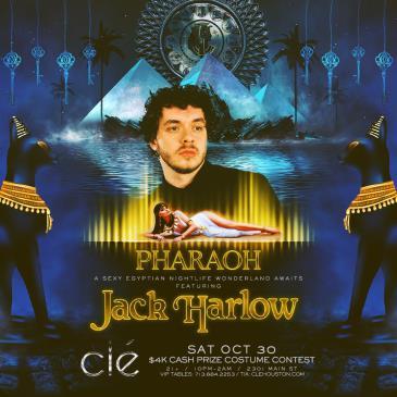 Jack Harlow / Saturday October 30th / Clé:
