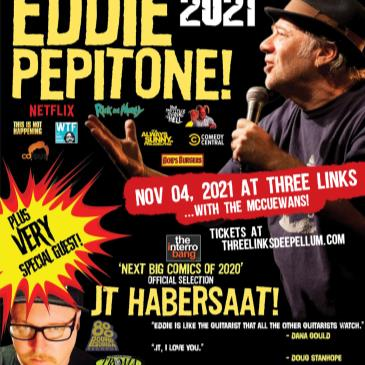 Eddie Pepitone w/special guest JT Habersaat-img
