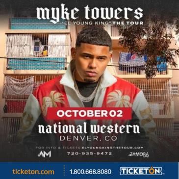 MYKE TOWERS EL YOUNG KING