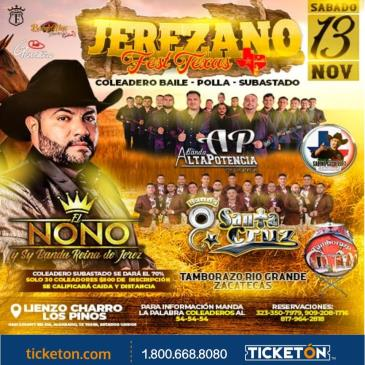 JEREZANO FEST TEXAS:
