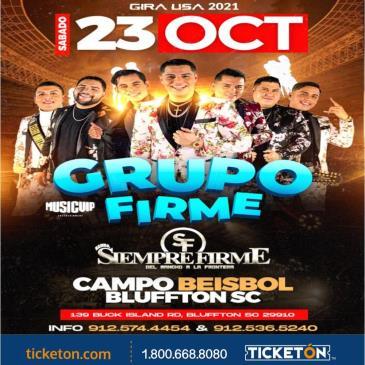 GRUPO FIRME TOUR 2021: