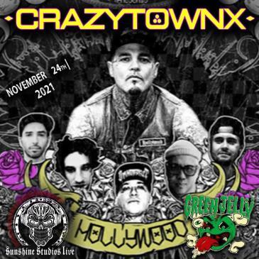 CRAZY TOWN X: