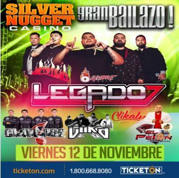 LEGADO 7, CLAVE 702 Y MAS!: