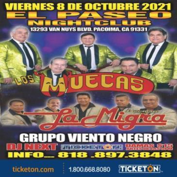 LOS MUECAS Y  LA MIGRA: