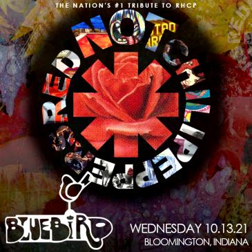Red NOT Chili Peppers - RHCP tribute: