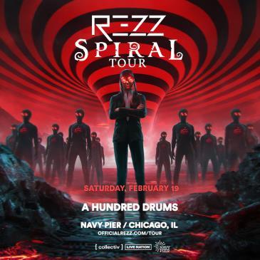 Rezz: Spirals Tour at Navy Pier-img