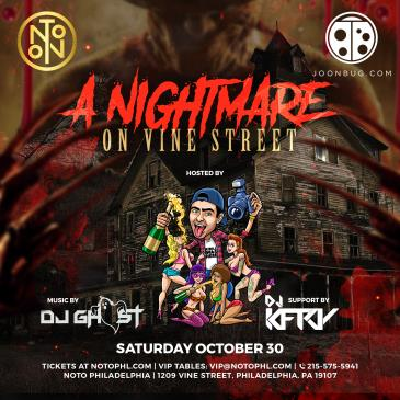 A Nightmare On Vine Street: Hosted By Kirill Was Here: