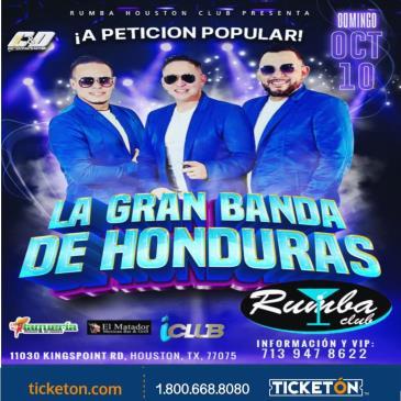 LA GRAN BANDA DE HONDURAS