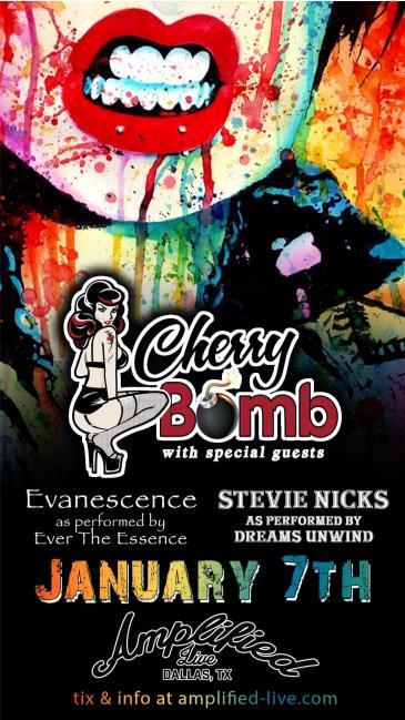 Cherry Bomb: