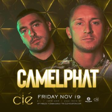 Camelphat / Friday November 19th / Clé-img