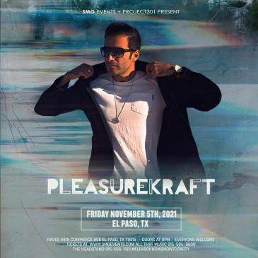 PLEASUREKRAFT Live at RAVES: