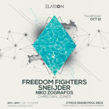 Elation presents Freedom Fighters, Sneijder & Niko Zografos-img