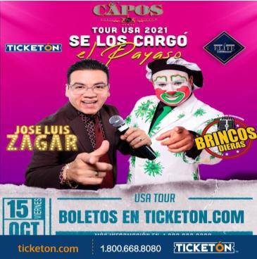 SE LOS CARGO EL PAYASO/ GILROY:
