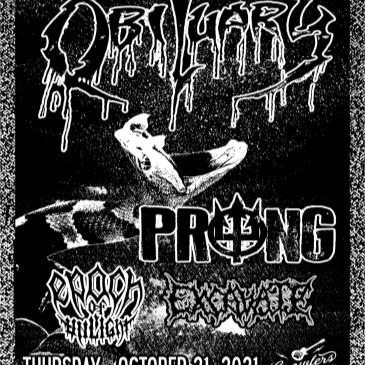 Obituary w/ Prong, Epoch of Unlight and Excavated-img