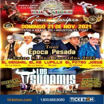 TOUR EPOCA PESADA: