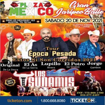 TOUR EPOCA PESADA EN FORT WORTH TX