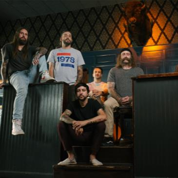 Every Time I Die at The King of Clubs-img