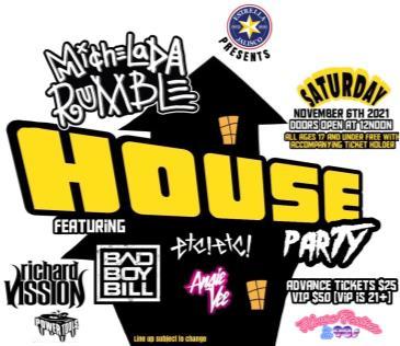 HOUSE RUMBLE: