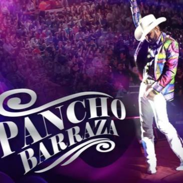 Pancho Barraza en Concierto