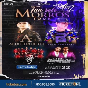 TANSOLO MORROS TOUR