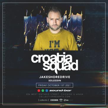 Croatia Squad at Sound-Bar: