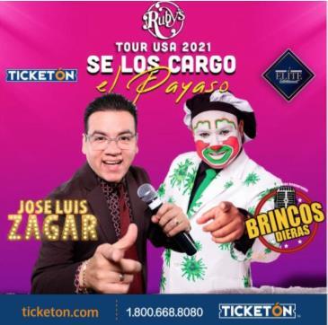"""JOSE LUIS ZAGAR """"SE LOS CARGO EL PAYASO"""":"""