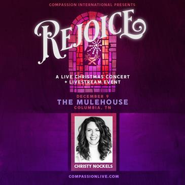 Rejoice: Christy Nockels-img