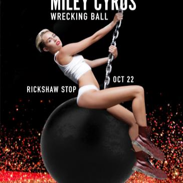 THE MILEY CYRUS WRECKING BALL-img