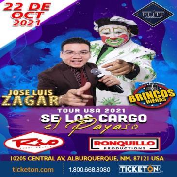 SE LOS CARGO EL PAYASO TOUR 2021