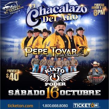 PEPE TOVAR Y LOS CHACALES: