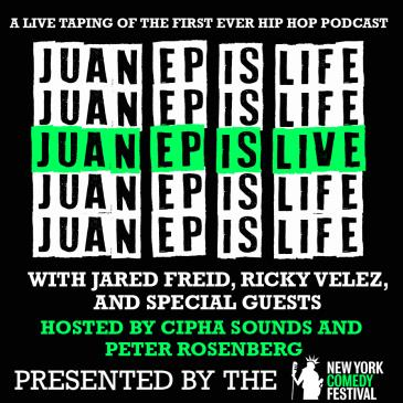 NYCF Presents: Juan Ep Is Life Live Podcast: