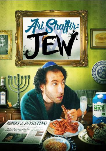 NYCF Presents: Ari Shaffir: JEW:
