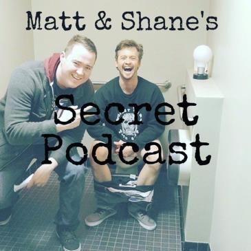 NYCF Presents: Matt & Shane's Secret Podcast Live!: