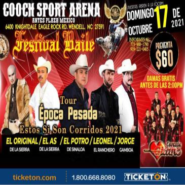 TOUR EPOCA PESADA EN WENDELL: