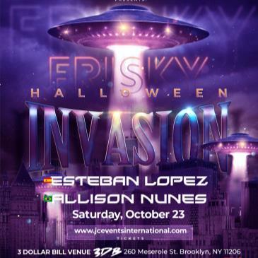"FRISKY ""HALLOWEEN INVASION""-img"