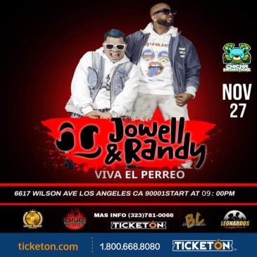 JOWELL & RANDY: