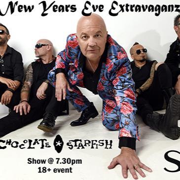 Chocolate Starfish New Years Eve Extravaganza-img