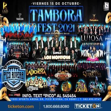 TAMBORA FEST 2021:
