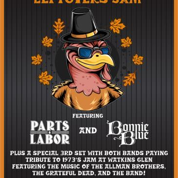 The 2nd Annual Thanksgiving Leftovers Jam-img