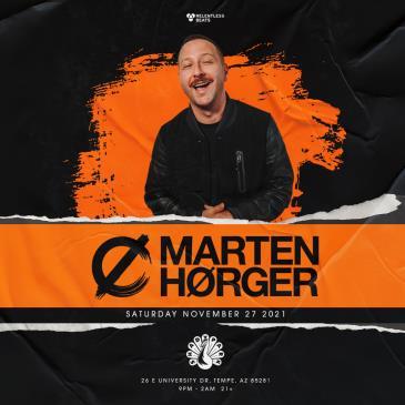 Marten Horger: