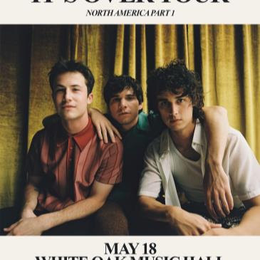 Wallows – Tell Me That It's Over Tour-img