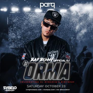 Dj Orma with Dj Dynamiq: